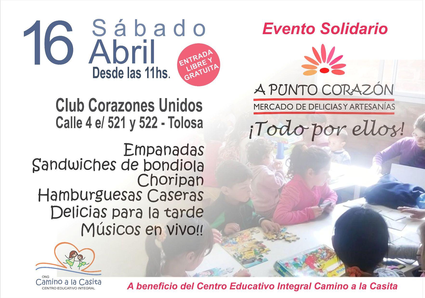 evento abril