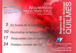 Quilmes noviembre