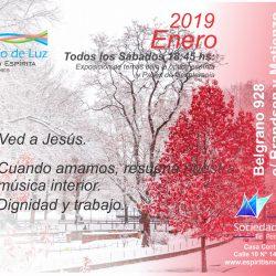 charlas 2019 quilmes enero