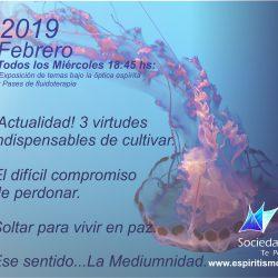 Febrero La Plata
