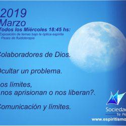 La Plata Marzo 2019